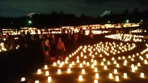 「奈良燈花会」「春日大社万燈籠」