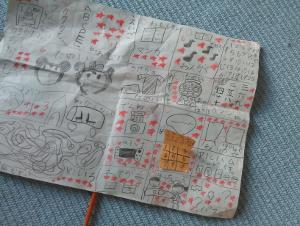 手作りiPad