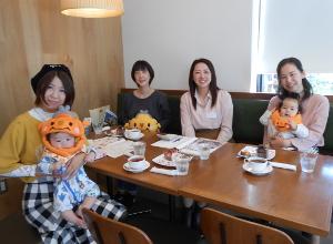滋賀 カフェdeマネー